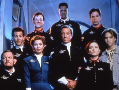 SeaQuest DSV season 1 cast, sans Ballard.