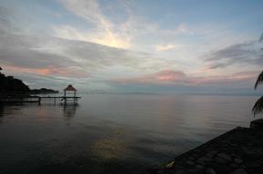 Lake Nicaragua. Image from http://commons.wikimedia.org/wiki/File:Lake_Nicaragua.jpg