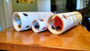 3 OpenCTD Prototypes (Photo Credit: Andrew Thaler)